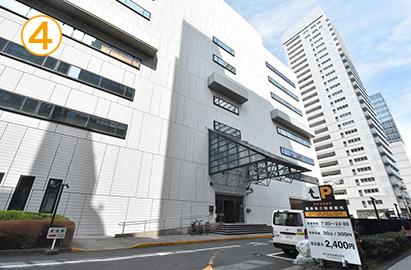 Facility Ikebukuro Routes 04 05