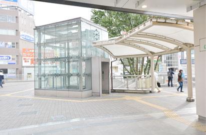 Facility Tachikawa Routes 01 02