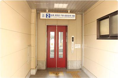 Facility Nishifunabashi Routes 02 01