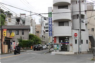 Facility Nishifunabashi Routes 02 05