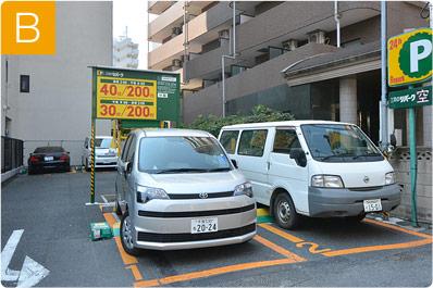 Facility Nishifunabashi Routes 03 02