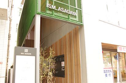 Facility Asagaya Routes 01 02