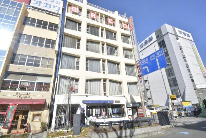 Facility Omiya Top 02