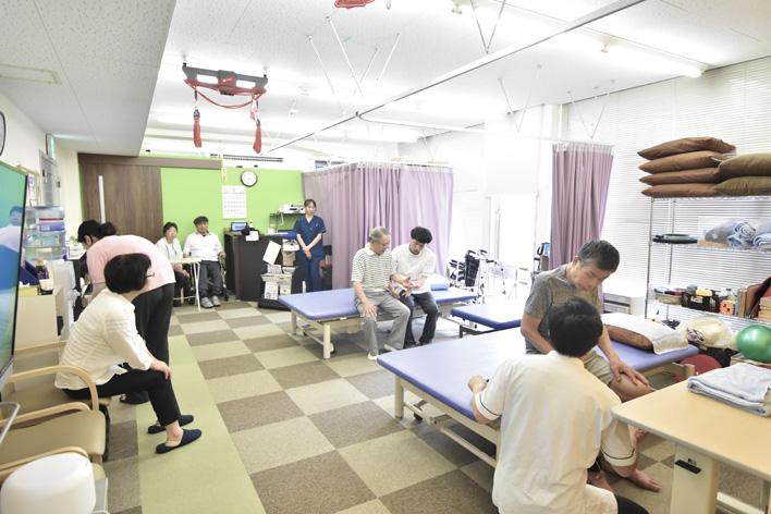 Facility Omiya Appeal 01