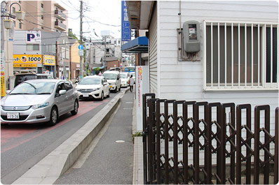 Facility Nishifunabashi Routes 02 04