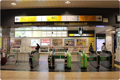 Facility Nishifunabashi Routes 01 01
