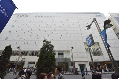 Facility Shinjuku Routes 02 04