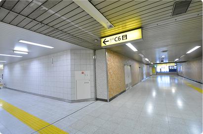 Facility Shinjuku Routes 01 02
