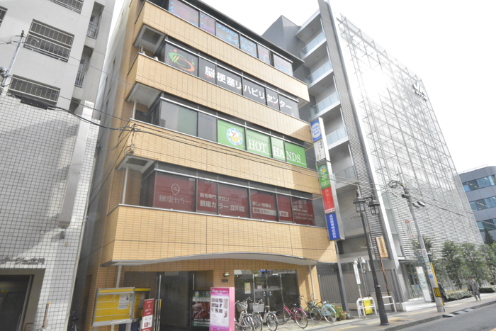Facility Tachikawa Top 02