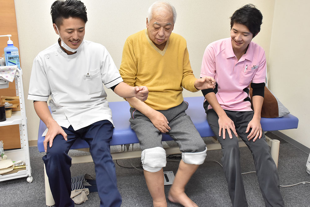 Facility Nishifunabashi Appeal 03