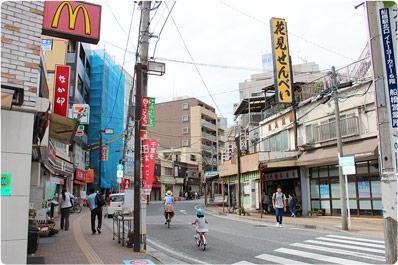 Facility Nishifunabashi Routes 01 05