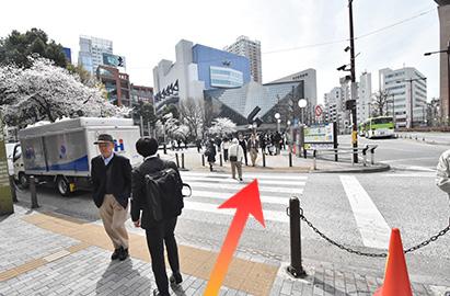 Facility Ikebukuro Routes 01 03
