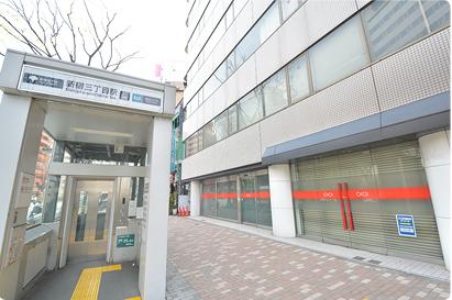 Facility Shinjuku Routes 01 03