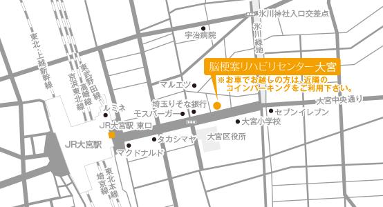Facility Omiya Map