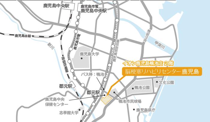 Facility Kagoshima Map