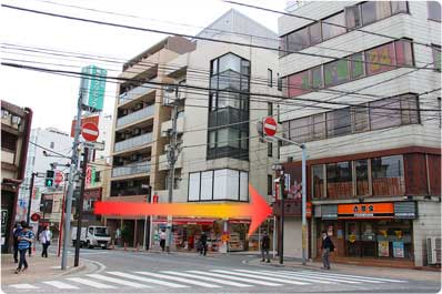 Facility Nishifunabashi Routes 01 06