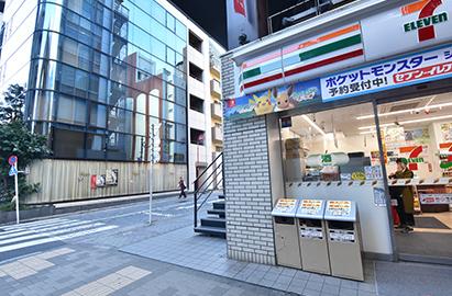Facility Akasaka Routes 02 04