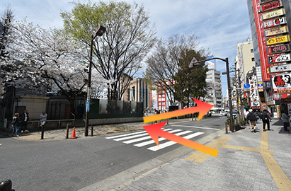 Facility Ikebukuro Routes 02 04
