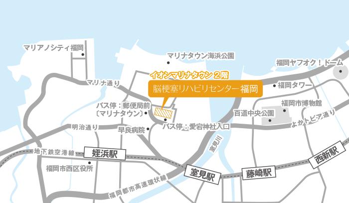 Facility Fukuoka Map