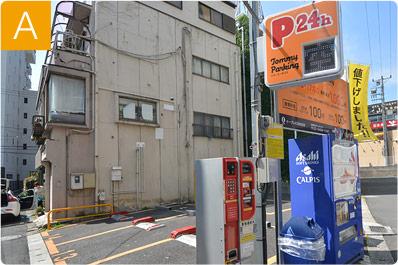 Facility Nishifunabashi Routes 03 01