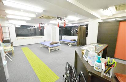 Facility Tachikawa Top 01