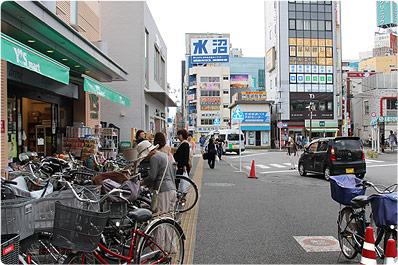 Facility Nishifunabashi Routes 01 03