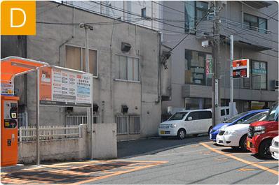 Facility Nishifunabashi Routes 03 04