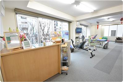 Facility Shinjuku Appeal 01