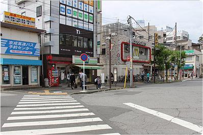 Facility Nishifunabashi Routes 01 04