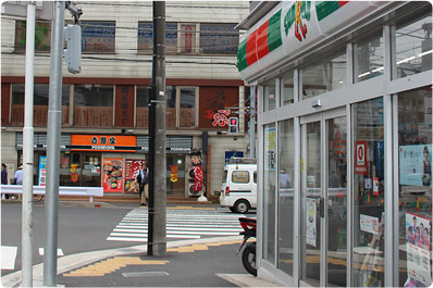 Facility Nishifunabashi Routes 02 06